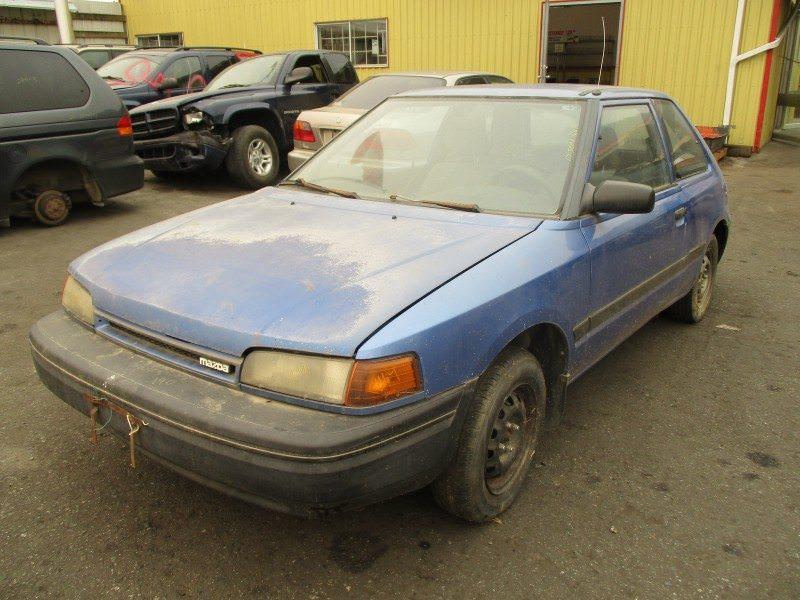 MAZDA 626 III 2.0 Saloon Hatchback Coupe 1987-1992 Silencer set