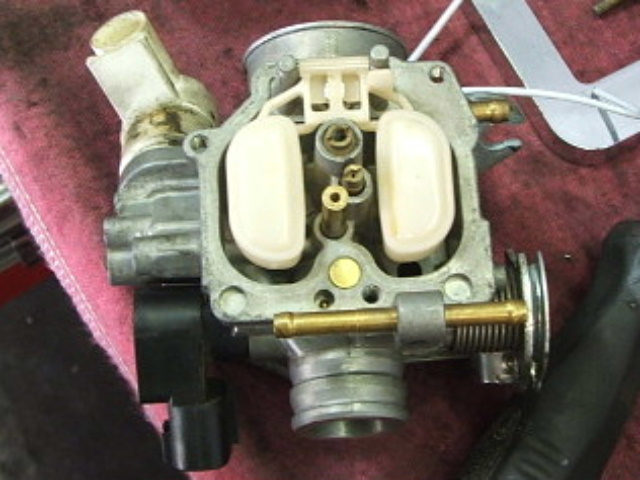 how to clean a 2004 honda ruckus carburetor