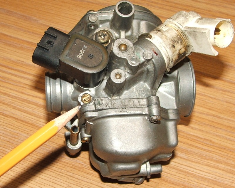 How-to adjust the STOCK keihin NVK cv carb | Ruckus Central