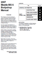 2007 Bodyshop Manual