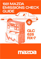 1981 Emissions Check Guide