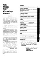 1993 Workshop Manual