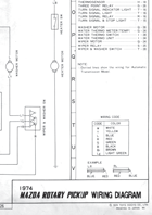 1974 REPU Wiring Diagram