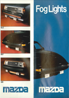 1981 Fog Light Brochure
