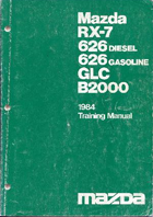1984 Training Manual