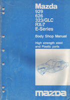 1985 Body Shop Manual
