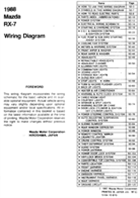1988 Wiring Diagram