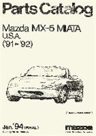 Miata Parts Cover on 1991 Mazda Miata Wiring Diagram