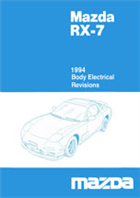 1994 Body Electrical Revisions