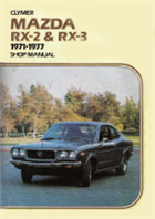 Clymer's 1971-77 RX-2 and RX-3 Service Manual