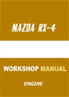 RX-4 Workshop Manual